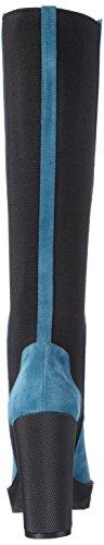 CARRO110 PVC Langschaft and black CRO AVIO Damen LED Mehrfarbig avio Pollini NE Stiefel RO STI zE6qZxOX