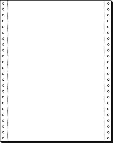 Sigel 12238 Endlospapier 12 Zoll x 240 mm (A4 hoch), 80 g, 2000 Blatt LP, MP, 1fach