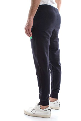 CONVERSE 10004985 FLEECE PANTNT PANTALONS DE SURVETEMENT Homme Navy blue