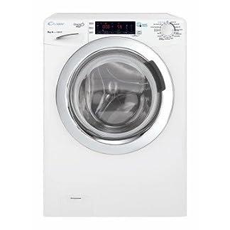 Candy-GVS-138twhc3–01-autonome-Belastung-Bevor-8-kg-1300trmin-A-Wei-Waschmaschine–Waschmaschinen-autonome-bevor-Belastung-wei-links-58-l-8-kg