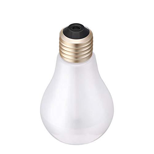 Hawkimin Diffuseur d'Huiles Essentielles Diffuseur d'Huiles Essentielles Purificateur d'air LED avec 7 Couleurs pour humidificateur aromatique