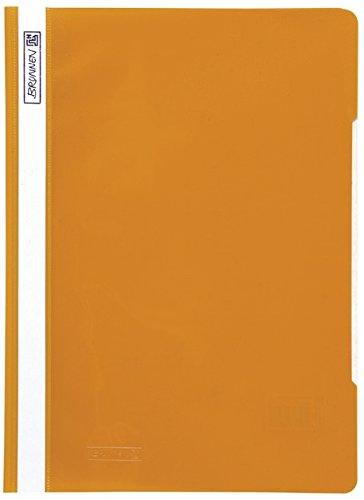 Brunnen Schnellhefter PP orange [Bürobedarf & Schreibwaren] [Spielzeug]