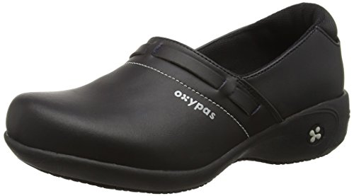 Oxypas Lucia, Women's Safety Shoes, Black (Blk), 7 UK (41 EU) Nero (Nero)
