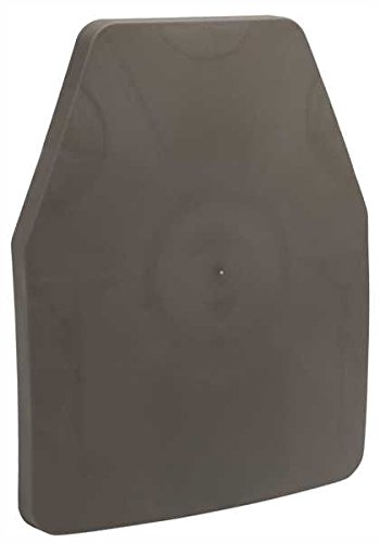 Dummy Trainingsplatte SAPI Kunststoff Dark Earth, Flat Dark Earth (Dark Earth Flat)