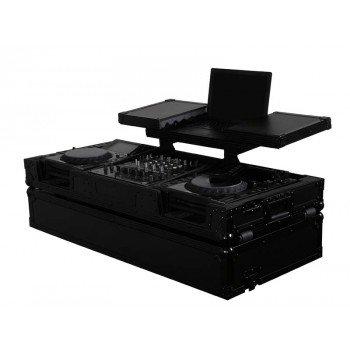 Odyssey DJ Set Case 12 / Player Large Black Flightcase