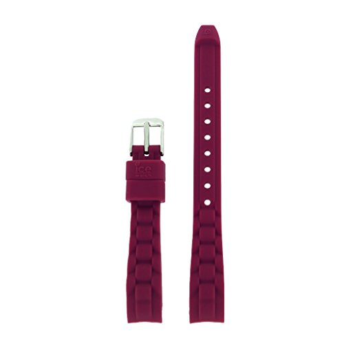 Ice-Watch Uhrband Wechselarmband LB-MN.PE.M.S.12 Ersatzband MN.PE.M.S.12 Uhrenarmband Kautschuk 12 mm lila