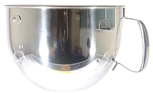 Kitchen Aid Stand Mixer 6qt bowl