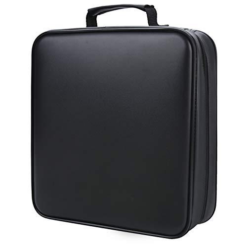 0 CD/DVD Tasche DVD Lagerung DVD Case VCD Wallets Speicher Organizer Hard Plastik Schutz DVD Lagerung ()