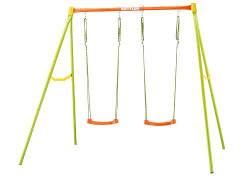 Kettler 0S01042-0010 Schaukel 2, Orange, Gelb, Grün