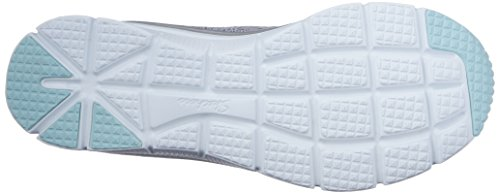 Skechers Damen Fashion Fit-Style Chic Turnschuhe grau (GYMN)