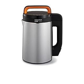 Morphy Richards 501040 Soup Maker, Silver