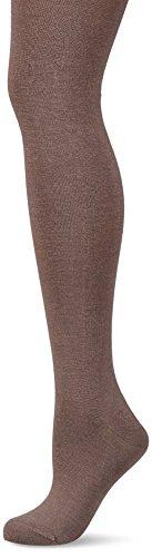 KUNERT Damen Strumpfhose Soft Wool Cotton, 100 Den, Grau (Nerz 9750), 50 (Herstellergröße: 49/51)