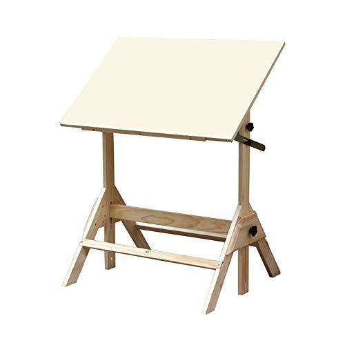 GUI Faule Tisch-Studenten Skizze Reißbrett Rack Schreibtisch Massivholz Tabellen - Outdoor-menü-board