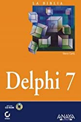 Delphi 7 / Mastering Delphi 7