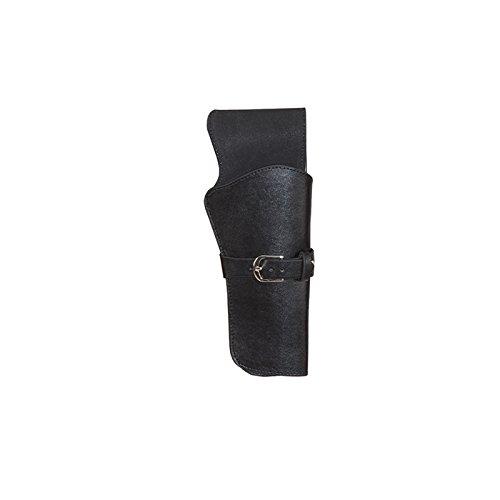 Preisvergleich Produktbild NEU Pistolen-Holster Western, schwarz
