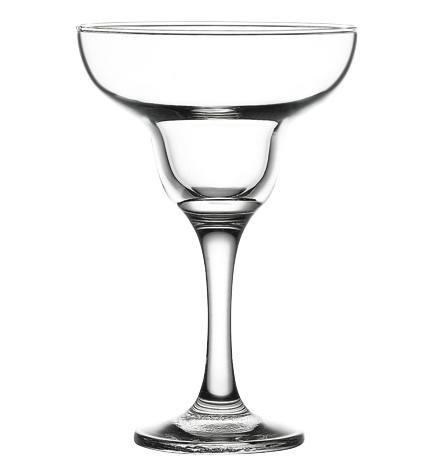 12 x Capri Margarita Gläser Glas Schalen Cocktailgläser 305cc. - Margarita-gläsern