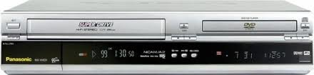 Panasonic NV-VHD1 DVD-Player und Videorecorder (Vcr Dvd Panasonic)