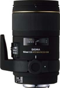 Sigma 150mm f/2.8 EX DG HSM APO HSM IF Macro Lens for Nikon SLR Cameras