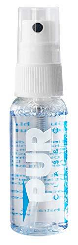 PUR CLASSIC Antibeschlag Spray 30 ml | PREMIUM made in Germany | universell einsetzbar | ideal geeignet für Brillen, Skibrillen, Sportbrillen u. Taucherbrillen, Autoscheiben,Helmvisiere usw.