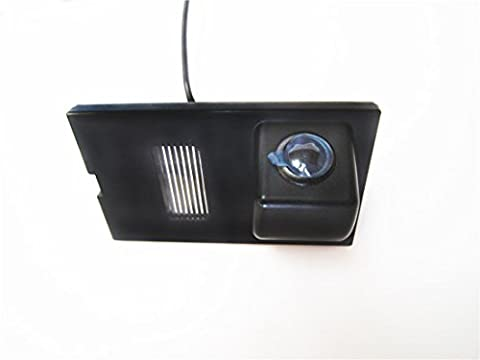 FUWAY CCD Color Car Back Up Rear View Reverse Parking HD Camera for Land Rover Discovery 3 4 Range Rover Sport