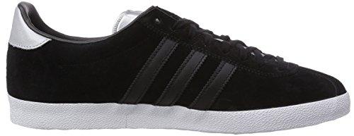 adidas Gazelle OG, Baskets Basses Homme Noir - Schwarz (Core Black/Core Black/Footwear White)