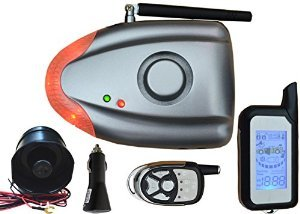 Car alarm 2 way - with pager - Without installation