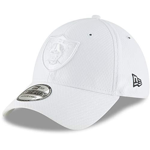 New Era 39Thirty Cap - Color Rush Oakland Raiders - M/L (Oakland Raiders Uniformen)