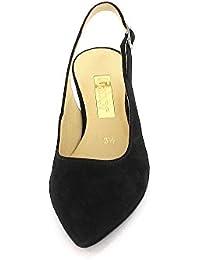 Gabor Fashion Damenschuhe 41.550 Damen Pumps Sling Pumps