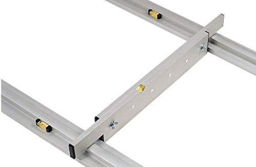 Abziehlehre für Trockenschüttung oder Ausgleichsschüttung (verstellbar von 0,6 m - 0,9 m)