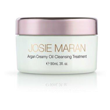 Josie Maran Argan Cleansing Treatment + Cloth 3 Ounces by Josie Maran