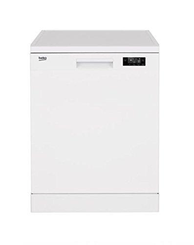 Beko SDFN15310W Lave Vaisselle couverts13 place_settings 47 decibels Classe: 618248 Blanc