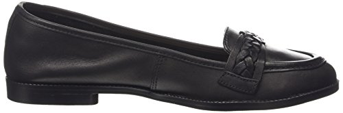 New Look Leona, Mocassins (loafers) femme Noir - Black (01/Black)