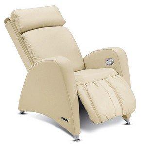 Massagesessel | Massagestuhl Leder beige Keyton Tecno - Top Angebot von welcon.de