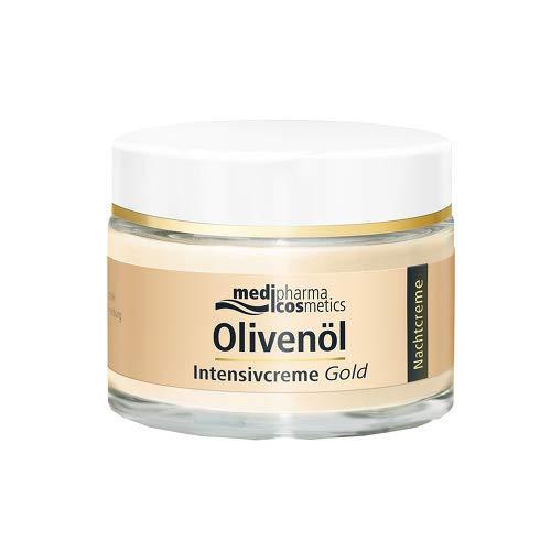 Olivenöl Intensivcreme Gold Zell-aktiv Nachtcreme 50 ml