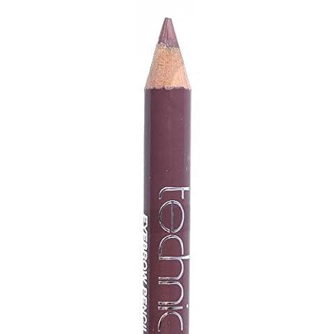 Technic Eyebrow Pencil, Definer & Sharpener-Brown