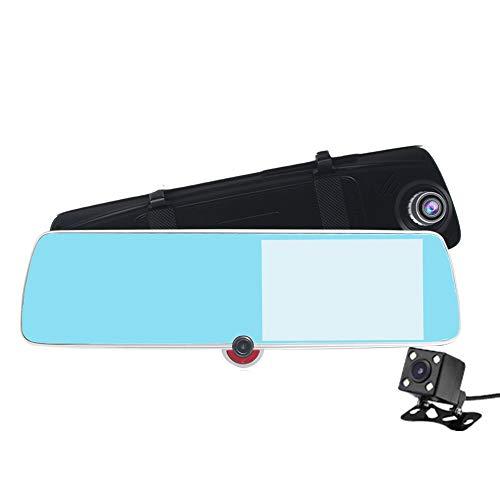 ACCDUER Driving Recorder Kamera, Backup-Kamera, Fahrzeugfahrrekorder, Parkplatz Monitor, 5 Inch Touch Screen-Nicht mit SD-Karte, (Garmin-backup-kamera)