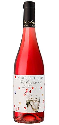 vino-rosado-jardin-de-luculo-los-bohemios