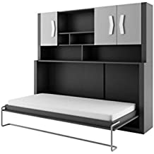 lit escamotable. Black Bedroom Furniture Sets. Home Design Ideas
