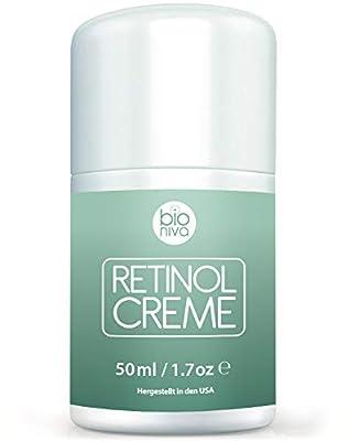 Bioniva Retinol Feuchtigkeitscreme Creme