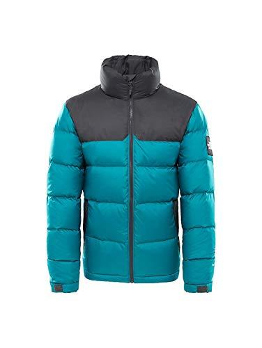9866b84b4 The North Face M 1992 Nuptse Jacket Everglade/Asphalt Grey L