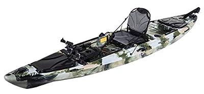 UK KAYAKS LTD 13ft Pro Angler Fishing Kayak by UK KAYAKS LTD