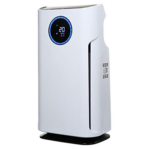 31bdMziF6WL. SS500  - Air Purifiers Negative Ion for Household Use In Addition to Odor Bedroom Silent Dust, Real Hepa Filter, Activated Carbon, Negative Ion Generator