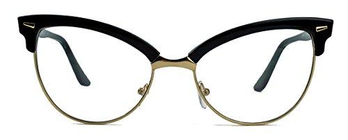 tolle-60er-jahre-nerdbrille-fur-damen-im-vintage-look-halbrahmen-klarglas-tc18-schwarz