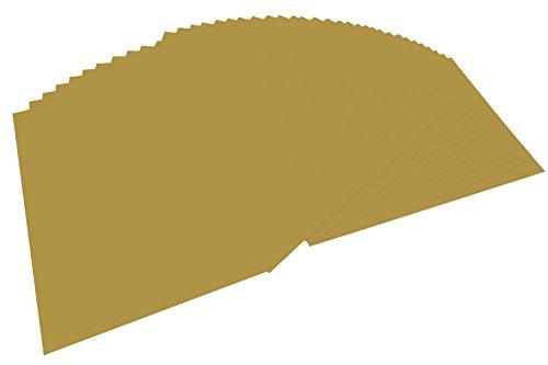 tonzeichenpapier-a4-folia-100-blatt-gold