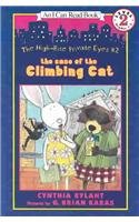 The Case of the Climbing Cat [With Cassette] (High-rise Private Eyes, Band 2)