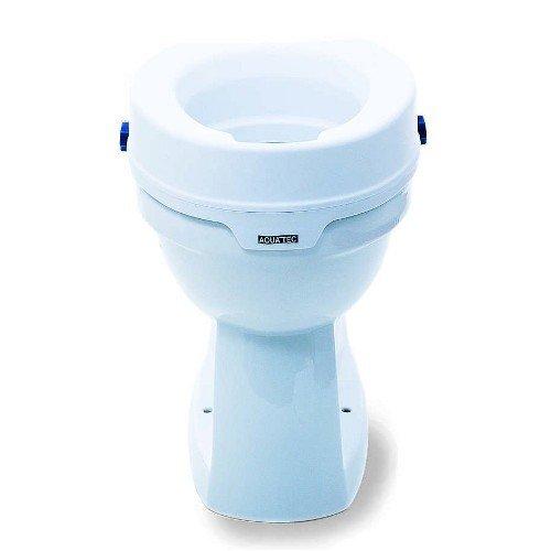 Elevador de inodoro para adultos medida 10 cm sin tapa