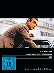 James Bond 007 - Goldfinger. Zweitausendeins Edition Film 329