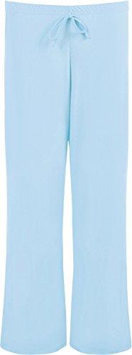 WearAll -  Pantaloni  - Donna Light Blue
