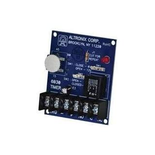 Timer-Bell Cut Off, Timer by Altronix