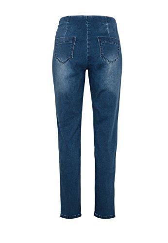 Million X Femme Jeans Happy Fit skinny mid stone